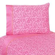 Sweet Jojo Designs Surf Pink Collection Twin Sheet Set at Kmart.com