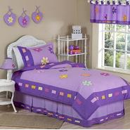 Sweet Jojo Designs Daisies Collection 3pc Full/Queen Bedding Set at Kmart.com