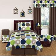 Sweet Jojo Designs Designer Dot Collection 3pc Full/Queen Bedding Set at Kmart.com