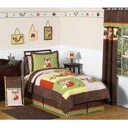 Sweet Jojo Designs Forest Friends Collection 3pc Full/Queen Bedding Set at Kmart.com