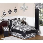 Sweet Jojo Designs Isabella Black and White Collection 3pc Full/Queen Bedding Set at Kmart.com