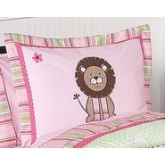Sweet Jojo Designs Jungle Friends Collection Standard Pillow Sham at Kmart.com