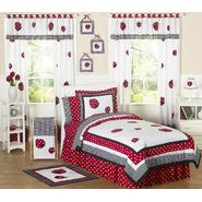 Sweet Jojo Designs Little Ladybug Collection 3pc Full/Queen Bedding Set at Sears.com
