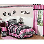 Sweet Jojo Designs Madison Collection 3pc Full/Queen Bedding Set at Kmart.com