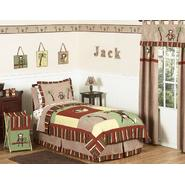Sweet Jojo Designs Monkey Collection 3pc Full/Queen Bedding Set at Kmart.com