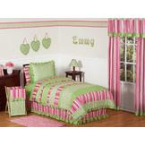 Sweet Jojo Designs Olivia Collection 3pc Full/Queen Bedding Set at mygofer.com