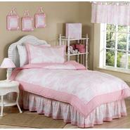Sweet Jojo Designs Pink Toile Collection 3pc Full/Queen Bedding Set at Kmart.com