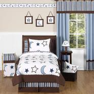 Sweet Jojo Designs Starry Night Collection 3pc Full/Queen Bedding Set at Kmart.com