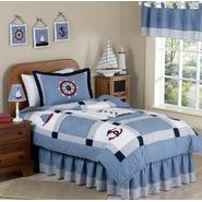 Sweet Jojo Designs Come Sail Away Collection 3pc Full/Queen Bedding Set at Kmart.com