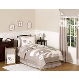 Sweet Jojo Designs Lamb Collection 3pc Full/Queen Bedding Set at mygofer.com