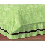 Sweet Jojo Designs Peace Green Collection Queen Bed Skirt at Kmart.com