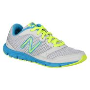 New Balance Women's 630V2 Running Athletic Shoe Medium and Wide Width - Grey/Blue at Sears.com