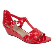 Laura Scott Women's Sandal Linda - Red at Sears.com