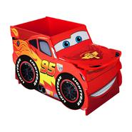 Disney Cars Lightening McQueen Large Car Shaped Toy Box at Kmart.com