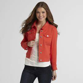 Canyon River Blues Women's Colored Denim Jacket at Sears.com