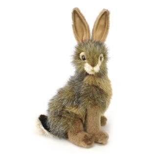 hansa Hansa 10-inch Blacktail Jack Rabbit Stuffed Animal