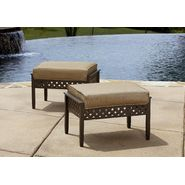La-Z-Boy Outdoor Kennedy 2ct Ottomans at Kmart.com