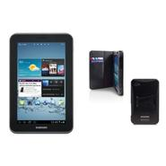 -Samsung Galaxy Tab with Wi-Fi & Case Bundle