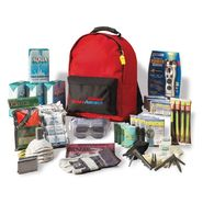 Ready America Grab 'N Go Deluxe 3-Day, 4 Person Emergency Kit with Backpack at Kmart.com