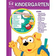 Twin Sisters Productions Kindergarten 48-Page Workbook & Music CD at Kmart.com