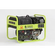 PRAMAC 5500 Watt Portable Generator-Recoil/Electric Non CA at Sears.com