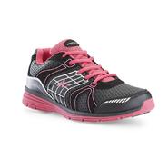 Athletech Women's Ath L-Willow2 Athletic Shoe - Black/Pink at Kmart.com