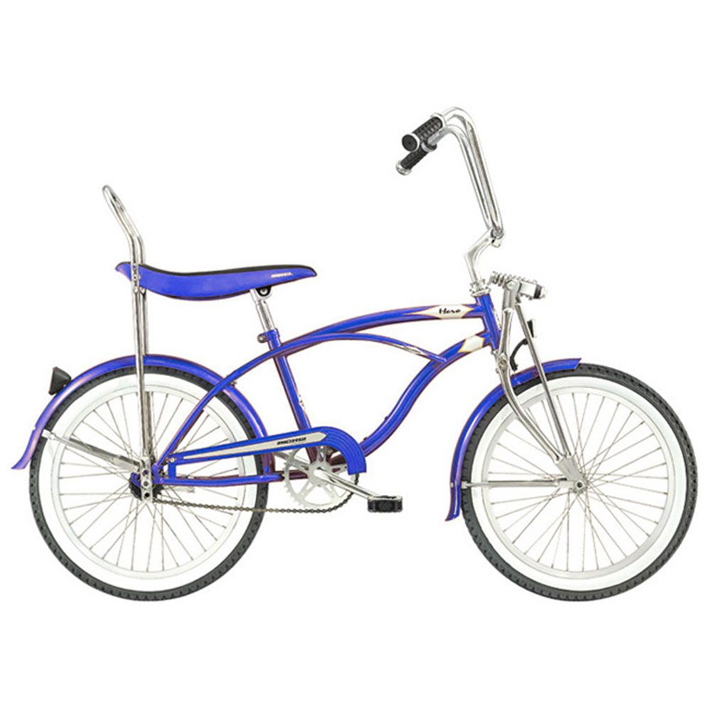 Micargi Blue Hero Beach Cruiser Male