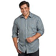 True Nation Gingham Flannel Sport Shirt at Sears.com