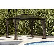 Garden Oasis Replacement Net for Mission Creek Hardtop Gazebo at Sears.com