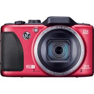 GE 14MP Power Pro Digital Camera G100 - Red at Sears.com