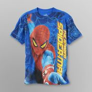 Marvel Boy's Graphic T-Shirt - Amazing Spider-Man at Sears.com