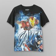 Marvel Boy's Graphic T-Shirt - Avengers at Sears.com