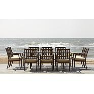 Agio Oceanside 11pc Dining Set at Kmart.com