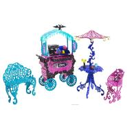 Monster High Travel Accessory CAFE CART PLAYSET at Sears.com