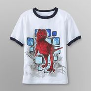 Toughskins Boy's Graphic T-Shirt - T-Rex at Sears.com