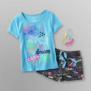 Joe Boxer Girl's Pajamas & Headbands at Sears.com
