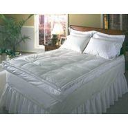 "Blueridge Home Fashions 3"" Feather/Down PillowTop Featherbed at Kmart.com"