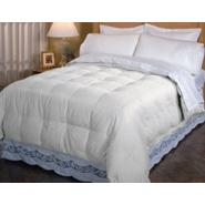 Blueridge Home Fashions Micro Fiber White Down Comforter at Kmart.com