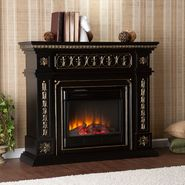 Southern Enterprises Kent Electric Fireplace at Kmart.com