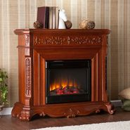 Southern Enterprises Hampshire Electric Fireplace at Kmart.com