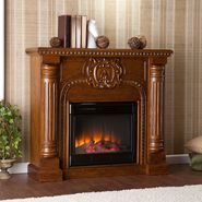Southern Enterprises Yorkshire Electric Fireplace at Kmart.com