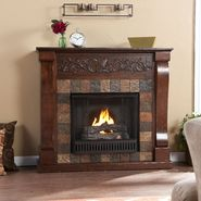 Southern Enterprises Buffalo Gel Fireplace-Espresso at Kmart.com