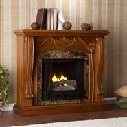Southern Enterprises Halton Gel Fireplace at Kmart.com