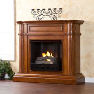 Southern Enterprises Norfolk Gel Fireplace at Kmart.com