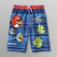 Angry Birds Boy's Swim Trunks at Sears.com