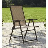 Jaclyn Smith Today Brookner Sling Folding Chair at mygofer.com