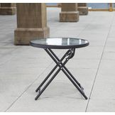 Garden Oasis Hinton Folding Side Table at mygofer.com