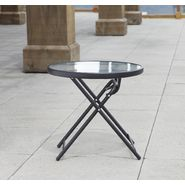 Garden Oasis Hinton Folding Side Table at Kmart.com