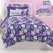 JACK!E™ Grape Gatsby Bed Collection at Sears.com
