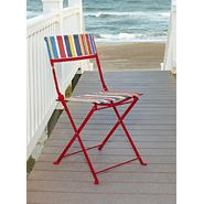 Garden Oasis Color Sling Folding Chair - Multi-Stripe at Sears.com